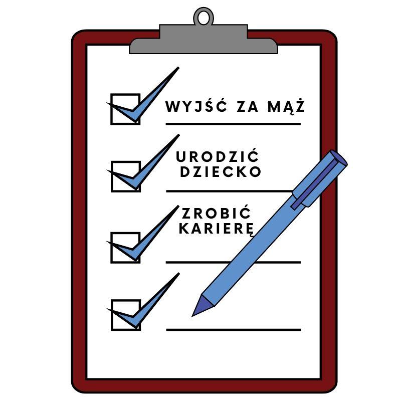 Obrazek listy celów.