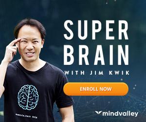 Mindvalley advertising banner.