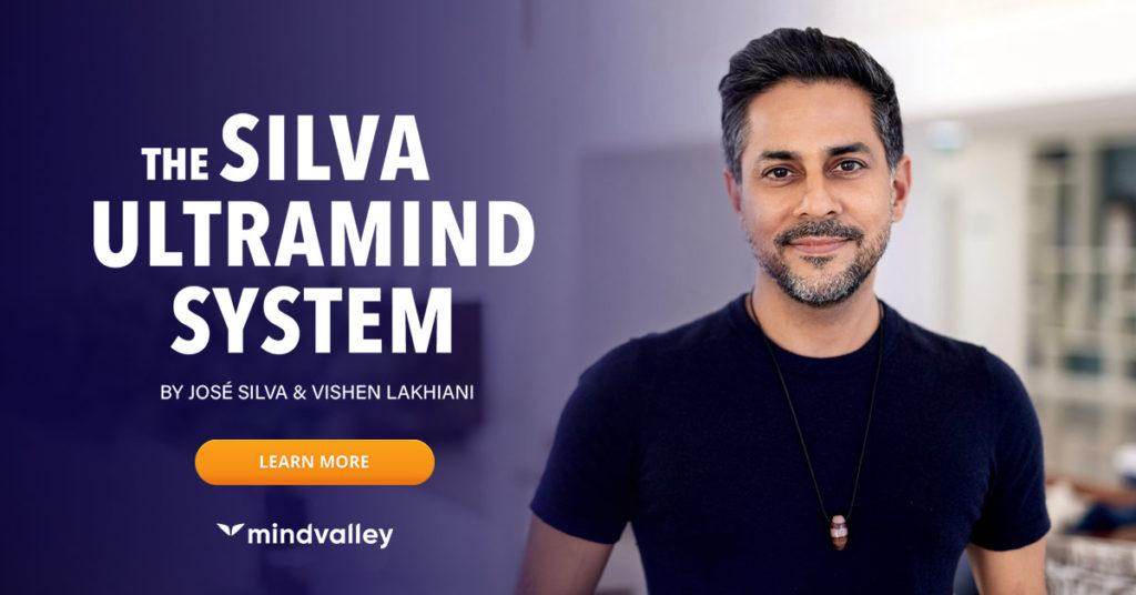 Mindvalley The Silva Ultramind System Baner.
