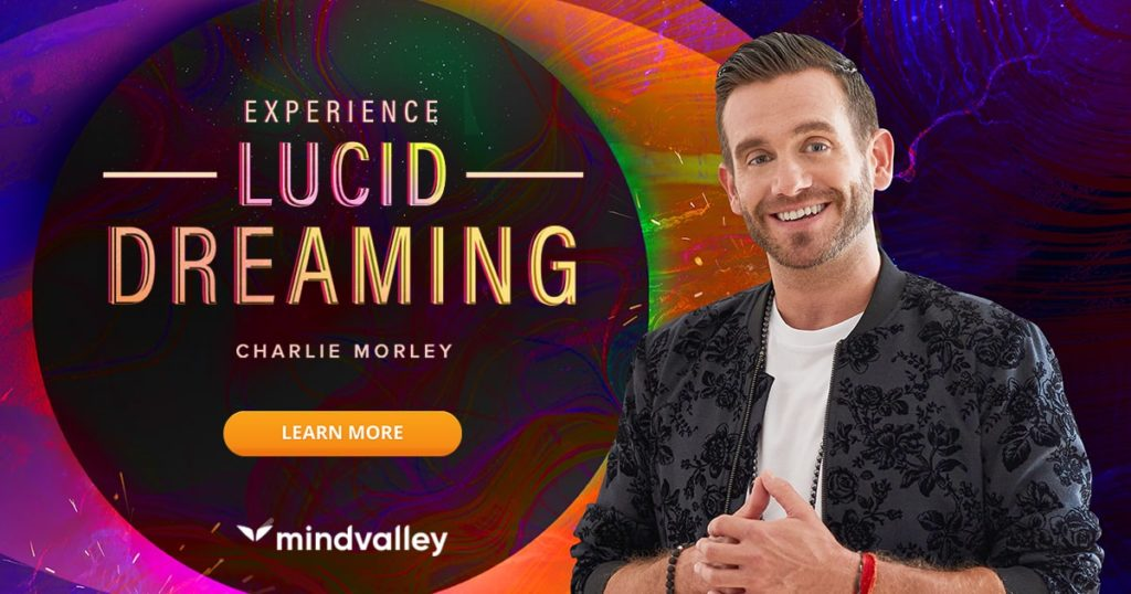 Mindvalley baner reklamowy.